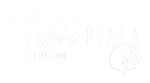 Logo Terrapiana Cafè bianco